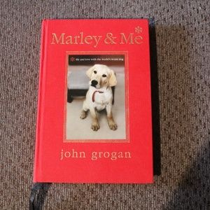 RARE Version of Marley and Me Book